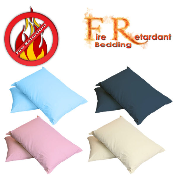 Fire Retardant Pillowcase BS7 175 Crib7